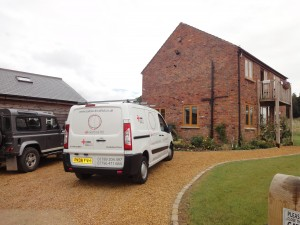 Off Grid Barn Conversion, Alcester, Warwickshire
